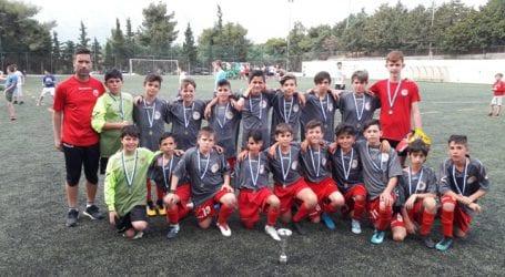 Στο τουρνουά Youth Soccer Stars οι ακαδημίες του Ολυμπιακού Β.
