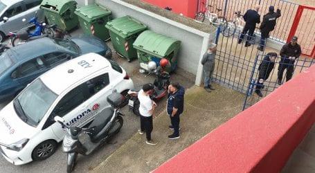 Τον αγώνα του Volos NFC παρακολούθησε ο Αλέξης Κούγιας (εικόνα)