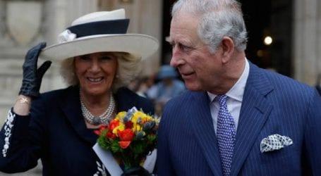Έρχονται στην Ελλάδα στις 9 Μαΐου Κάρολος και Καμίλα