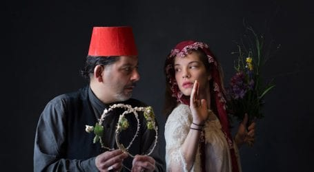 «Ο γάμος του Καραχμέτη» του Α. Παπαδιαμάντη στον Βόλο