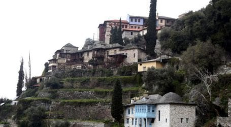 Γιατρός σκοτώθηκε πέφτοντας σε χαράδρα στο Άγιο Όρος