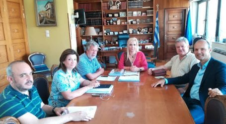 Θέματα παιδείας τέθηκαν στη συνάντηση Κολυνδρίνη – Σαβελίδη