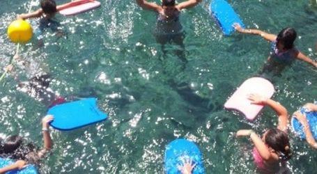 Στον Άναυρο η 1η Γιορτή Σχολικής Κολύμβησης