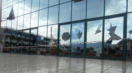 Βανδάλισαν το Κέντρο Τουριστικής Πληροφόρησης στον Βόλο – Οργισμένη αντίδραση από τον Δήμο