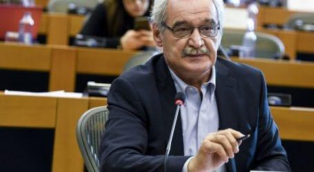 Και ο ευρωβουλευτής Νίκος Χουντής θα συμμετέχει στο συλλαλητήριο του Βόλου