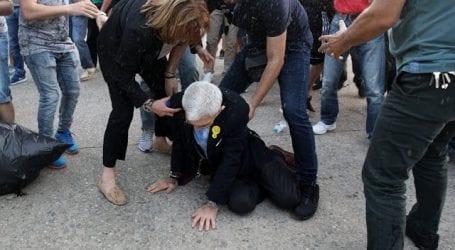 Άγρια επίθεση και ξύλο στον Γιάννη Μπουτάρη, τον χτύπησαν στο κεφάλι και τον έριξαν κάτω