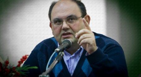 Ο πρόεδρος του ΕΠΑΜ Δ.Καζάκης συναντά τον Δημήτρη Μαρέδη