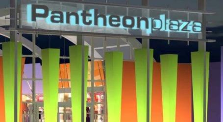Ανοίγει ξανά το Pantheon Plaza της Λάρισας