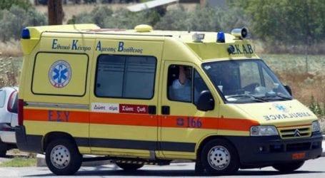 Τραυματίστηκε στο κεφάλι 9χρονος στον Βόλο