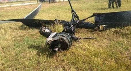 Ατύχημα με ελικόπτερο Huey της Αεροπορίας Στρατού στο Στεφανοβίκειο