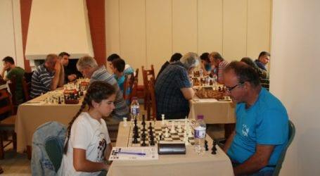 """Ολοκληρώθηκε το 1ο Διεθνές Σκακιστικό Τουρνουά """"Πήλιο 2018"""""""