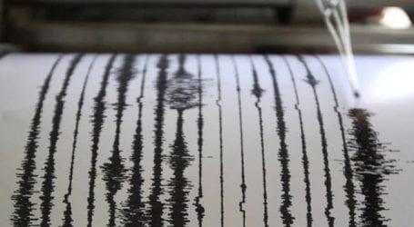 Ασθενής σεισμός στη Σκιάθο