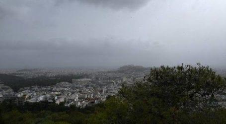 Νέο έκτακτο δελτίο επιδείνωσης του καιρού για καταιγίδες έως την Τρίτη