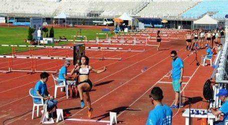 Πρώτος ο Γυμναστικός Σύλλογος Βόλου στο Πανελλήνιο Πρωτάθλημα Στίβου παμπαίδων-παγκορασίδων