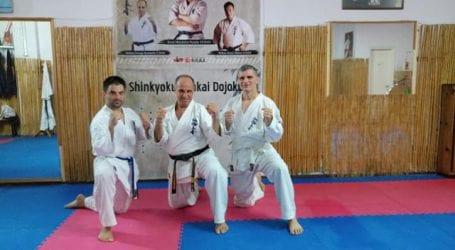 Ιατρικό team karate
