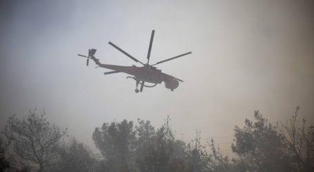 Κύπρος και Ισπανία στέλνουν βοήθεια στην Ελλάδα για τις φωτιές