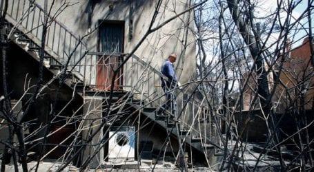 «Ελληνικό εθνικό πένθος μετά την πύρινη καταστροφή»