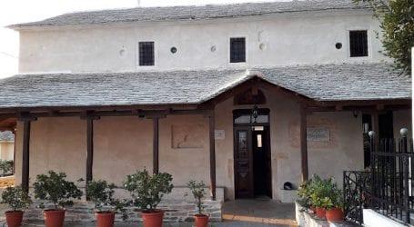 Επαναλειτουργεί ο Ιερός Ναός Αγίου Δημητρίου Νεοχωρίου