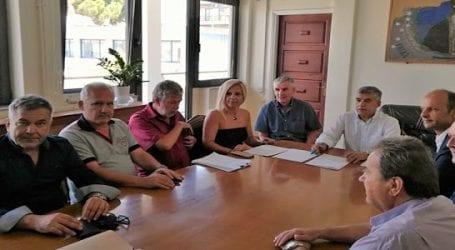 Δύο νέα έργα οδικής ασφάλειας στη Μαγνησία
