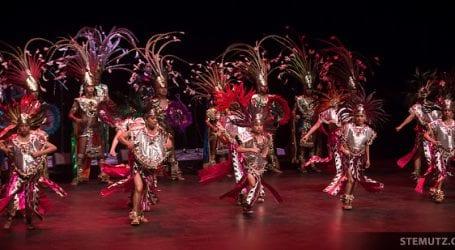 Παρουσίαση Παραδοσιακών Χορευτικών Συγκροτημάτων  από Αργεντινή, Κολομβία, Κύπρο και Μεξικό στην παραλία του Βόλου