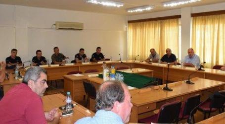 Έκτακτη συνεδρίαση του Συντονιστικού Οργάνου Πολιτικής Προστασίας Δήμου Ρήγα Φεραίου