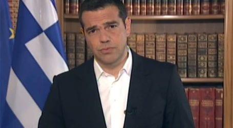 Τριήμερο εθνικό πένθος στην Ελλάδα – Διάγγελμα Τσίπρα