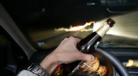 Οδηγούσε μεθυσμένος στον Βόλο και προκάλεσε ατύχημα