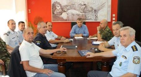 Ευρεία σύσκεψη στην Περιφέρεια Θεσσαλίας για την αντιμετώπιση εκτάκτων αναγκών