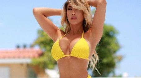 Η Valeria Orsini λατρεύει τις σέξι πόζες