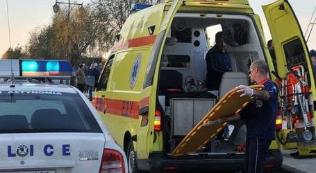 Τέσσερις τραυματίες από ατύχημα στον Περιφερειακό του Βόλου