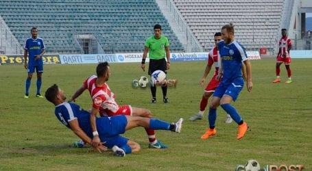 Με Σαχινίδη ο Ολυμπιακός Β. 1-0 τον Απόλλωνα Λάρισας