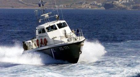 Αγωνιώδεις έρευνες για τον 22χρονο αγνοούμενο από το ναυάγιο στις Οινούσσες
