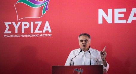 Νέος Γραμματέας του ΣΥΡΙΖΑ και επίσημα ο Σκουρλέτης