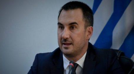 Με αιχμή τον «Κλεισθένη» αναλαμβάνει το υπουργείο Εσωτερικών ο Χαρίτσης