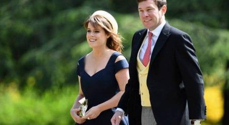Έξω φρενών οι Βρετανοί με τον γάμο της πριγκίπισσας Ευγενίας