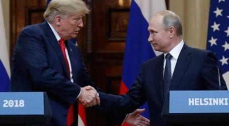 Ο Τραμπ έστειλε επιστολή φιλίας και συνεργασίας στον Πούτιν