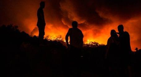 Υπό έλεγχο η πυρκαγιά στην Εύβοια