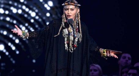 Η Μαντόνα μετέτρεψε τον φόρο τιμής στην Αρίθα Φράνκλιν σε φιάσκο