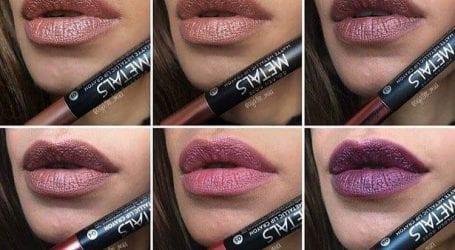 Το νέο Matte Metallic Lip Crayon στον Βόλο από το κατάστημα ΟΝΤΟΠΟΥΛΟΣ