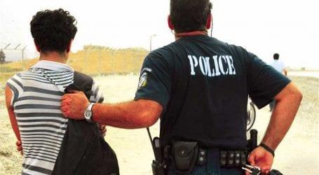 Συνελήφθη Αλβανός στον Βόλο, ο οποίος οδηγείται σε απέλαση