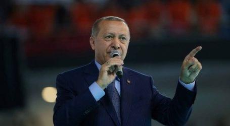 Ερντογάν προς ΗΠΑ: «Είναι ντροπή! Προτιμάτε έναν πάστορα από έναν στρατηγικό εταίρο σας στο ΝΑΤΟ»