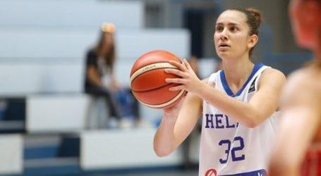 Μπάσκετ: Στην 11η θέση η Εθνική Νεανίδων