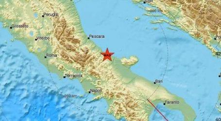 Σεισμός 5 Ρίχτερ ταρακούνησε τη νότια Ιταλία