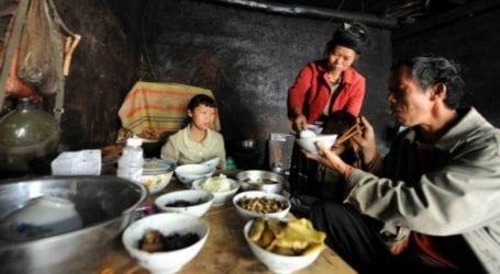 Πάνω από το ένα τρίτο των Κινέζων δεν τρώνε κάθε μέρα πρωινό
