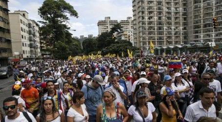 Σε απεργία καλεί η αντιπολίτευση κατά του Μαδούρο