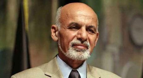 Ο πρόεδρος Γάνι ανακοίνωσε υπό όρους εκεχειρία με τους Ταλιμπάν