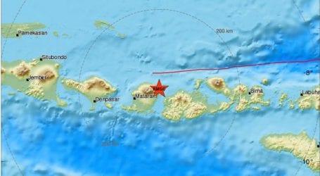 Νέος ισχυρός σεισμός 6,9 Ρίχτερ στην Ινδονησία