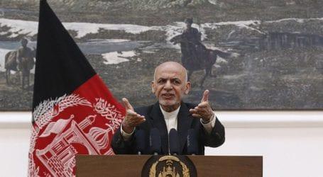 Οι ΗΠΑ υποστηρίζουν την προσφορά του προέδρου Γάνι στους Ταλιμπάν για εκεχειρία