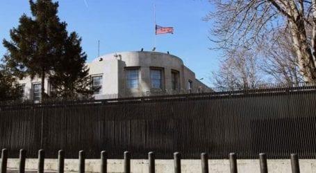 Πυροβολισμοί κατά της πρεσβείας των ΗΠΑ στην Άγκυρα