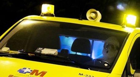 Τρεις άνθρωποι τραυματίστηκαν όταν αυτοκίνητο ανέβηκε στο πεζοδρόμιο